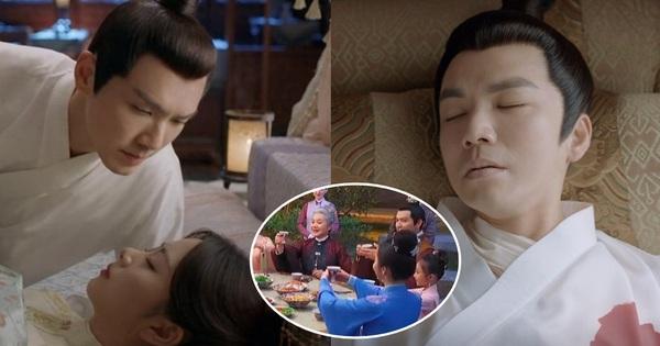 Lộ ảnh kết cục của Cẩm Tâm Tựa Ngọc: Chung Hán Lương lún phún râu, 3 bà vợ đột ngột 'bay màu'?