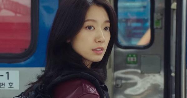 Kỹ xảo '3 xu' thêm biểu cảm sượng trân của Park Shin Hye, bảo sao Sisyphus không thua đau ở đường đua phim Hàn