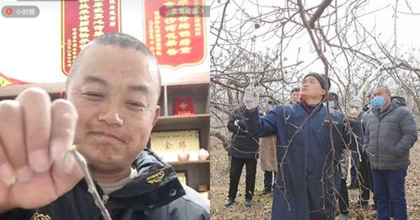 Nổi tiếng nhờ loạt clip livestream, anh nông dân được mệnh danh 'Vua Táo' mở bán khóa học trồng cây trực tuyến và cái kết gây sửng sốt