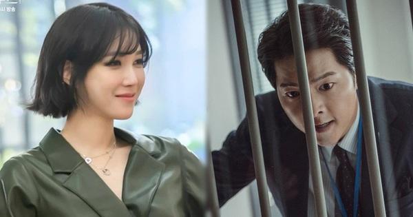 Lee Ji Ah vừa tái xuất, rating Penthouse 2 tiếp tục tăng vọt như tên lửa; Vincenzo của Song Joong Ki ngậm ngùi tụt dốc
