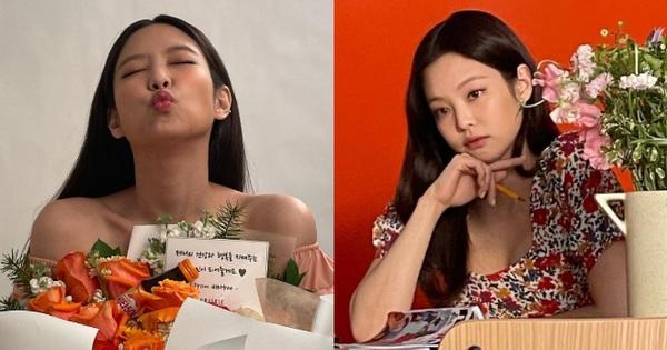 Jennie 'bung lụa' trên Instagram sau tin hẹn hò G-Dragon: Mặt xinh hút hồn chưa hot bằng vòng 1 căng đầy ở hậu trường