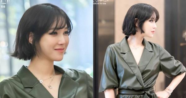 'Bà cả Penthouse' Lee Ji Ah gây sốc khi tái xuất bất ngờ, nhưng là 'sốc visual' hàng loạt vì diện mạo mới lột xác đỉnh cao