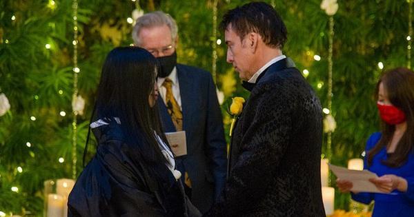 Tài tử Ma Tốc Độ Nicolas Cage cưới vợ lần 5