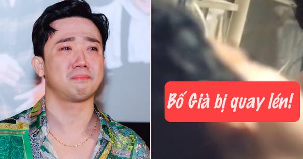 ĐÁNG LÊN ÁN: Phim Bố Già của Trấn Thành bị quay lén, làm lộ cú twist quan trọng trên kênh TikTok 14,8 nghìn follow