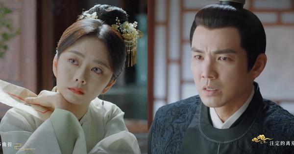 Chung Hán Lương ly hôn với Đàm Tùng Vận vì vợ thân thiết với trai lạ trong Cẩm Tâm Tựa Ngọc