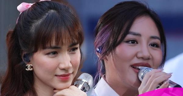 Bản mashup của Văn Mai Hương và Hòa Minzy 'gây bão' MXH, lăm le top 1 trending nhưng ai 'nhỉnh' hơn ai?