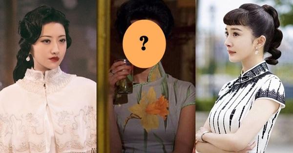 Mỹ nhân Hoa ngữ diện sườn xám: Lưu Diệc Phi, Cảnh Điềm đẹp đến mấy vẫn thua 'biểu tượng sắc đẹp' của Hong Kong