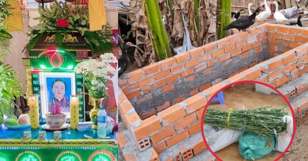 Vụ người phụ nữ tự mua quan tài về làm đám tang giả: Hàng xóm hoài nghi vì chồng và con không buồn, không khóc