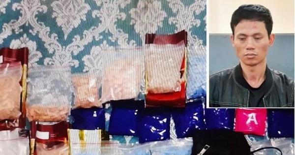 Bệnh viện Tâm thần TW I báo cáo nhanh vụ phá 'động bay lắc': Phát hiện hơn 5kg ma tuý trên trần phòng của kẻ cầm đầu