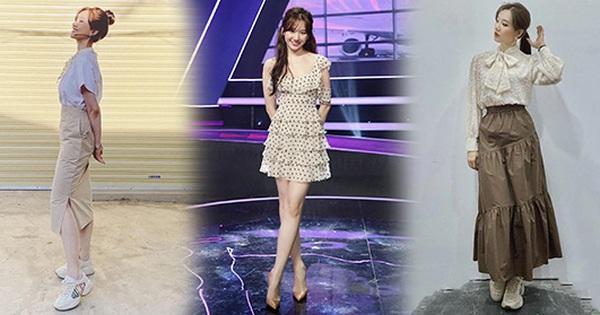 Rút kinh nghiệm từ Hari Won để không chọn giày dép 'phá game' cả set đồ đẹp