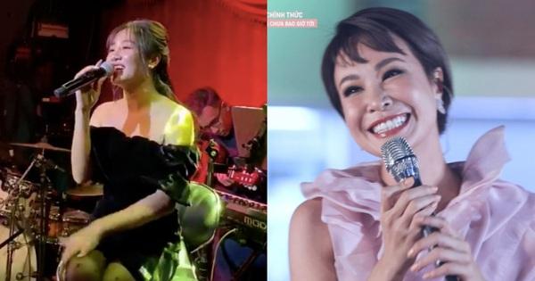 Văn Mai Hương tiết lộ Giữa Đại Lộ Đông Tây là ca khúc viết cho mình nhưng thẳng thắn thừa nhận: 'Chị Uyên Linh hát hay hơn'