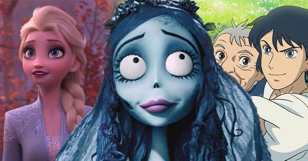 5 bộ phim hoạt hình đỉnh cao khiến Frozen bị cho là không xứng Oscar