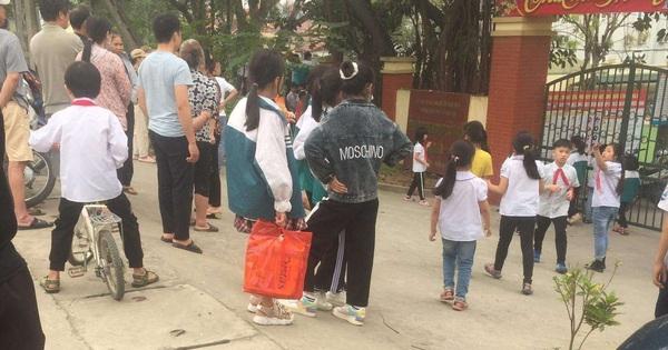 Hà Nội: Nam sinh lớp 9 cầm dao đâm chết bạn học cùng trường