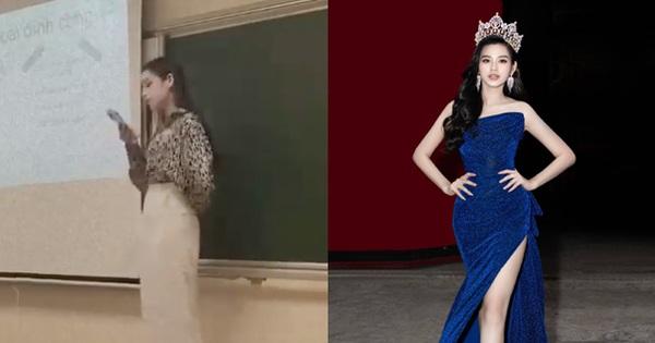 Hoa hậu Đỗ Thị Hà qua ống kính của bạn học: Không áo váy lộng lẫy, chẳng trang điểm cầu kỳ vẫn toả sáng nhờ một điểm đặc biệt
