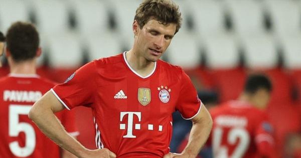 Bayern Munich chính thức trở thành cựu vương Champions League dù thắng PSG