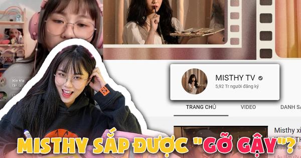 Linh Ngọc Đàm thông báo kênh YouTube 6 triệu sub của MisThy sắp ''về bờ'', fan tưng bừng như hội!