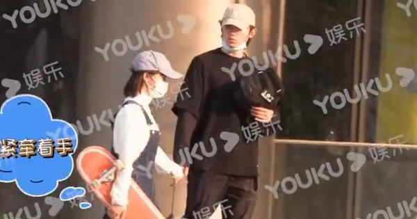 HOT: Thẩm Nguyệt (Vườn Sao Băng) lộ ảnh hẹn hò siêu cute tựa ngôn tình, ''thuyền Thiên - Nguyệt'' chính thức chìm vì nam phụ