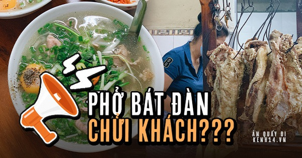 Camera giấu kín: Ăn thử 'phở chửi' Bát Đàn, nổi tiếng cả ra nước ngoài mà bị tố chửi khách là sao?