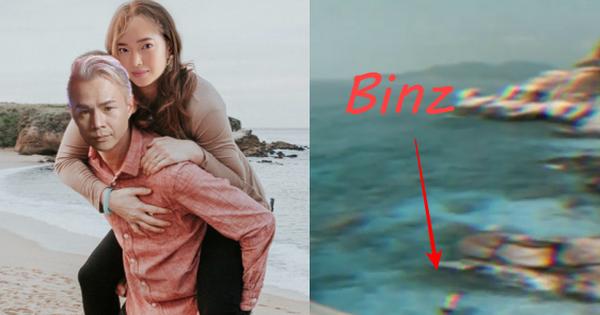 Châu Bùi tung luôn clip đi biển cùng Binz, khoảnh khắc bơi chung ngượng ngùng chiếm trọn spotlight