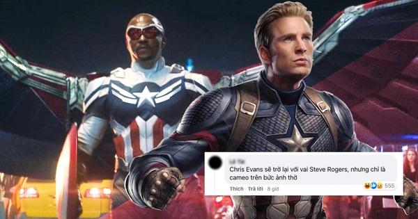 Marvel ''bật đèn xanh'' Captain America 4, netizen đã nháo nhào đợi Chris Evans quay lại trong vai... ảnh thờ?