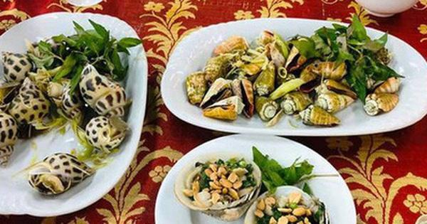 Nhà hàng bị ''tố'' tính giá ốc hương 1,8 triệu đồng/kg: Nha Trang không nhà hàng nào có ốc hương lớn như chúng tôi!