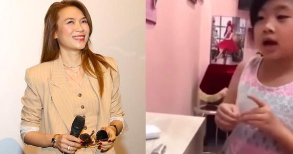 Hình ảnh mới nhất của con gái Mai Phương: Fan nhí say sưa hát nhạc Mỹ Tâm, liệu sau này có làm nghệ sĩ giống bố mẹ?