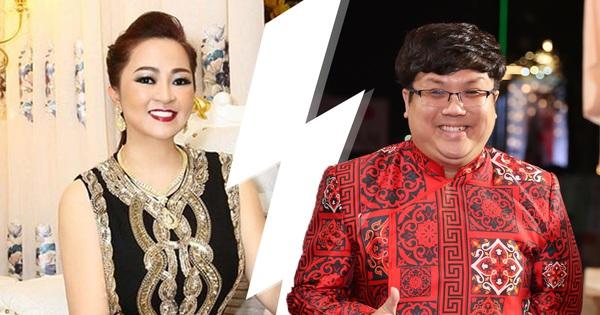 """Nữ đại gia Phương Hằng livestream gọi thẳng tên con nuôi Hoài Linh vì bị """"cà khịa"""", tuyên bố cấm toàn bộ nghệ sĩ tới Đại Nam"""