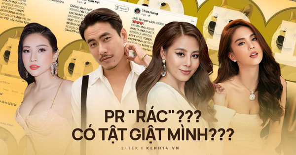 Sau một đêm PR lộ liễu cho tiền 'ảo', bài viết của Ngọc Trinh, Nam Thư, Kiều Minh Tuấn… trên Facebook đồng loạt 'bốc hơi'?