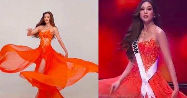 Full clip tập luyện cú xoay lốc mặt trời của Khánh Vân: Đẹp đỉnh muốn xỉu, nhìn khác hẳn camera ở Miss Universe 2020