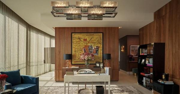 Penthouse Thái Công thiết kế bị nhận xét là thất bại, giống 'nồi lẩu thập cẩm'