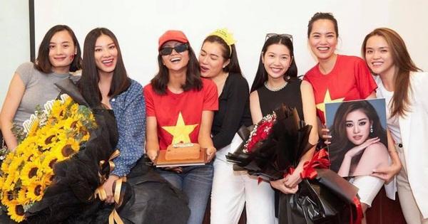 Sau lùm xùm thiếu tinh tế với Khánh Vân, H'Hen Niê ghi điểm tuyệt đối khi hô to điều ước sinh nhật đặc biệt dành cho đàn em
