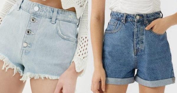 6 kiểu quần short jeans 'đánh tụt' style của bạn xuống mức thảm họa