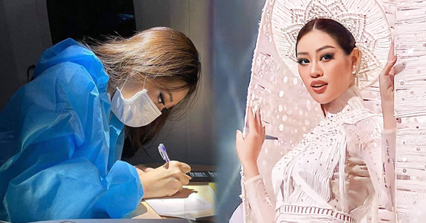 Khánh Vân viết tâm thư gây xúc động trước giờ Chung kết Miss Universe: 'Từ trong tâm trí, tôi nghĩ mình đã chiến thắng'