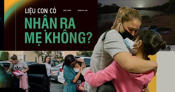 'Liệu con có nhận ra mẹ không?': Những đứa trẻ vượt ngàn dặm đường để gặp mẹ sau cả thập kỷ xa cách, rồi chẳng nhận ra nhau