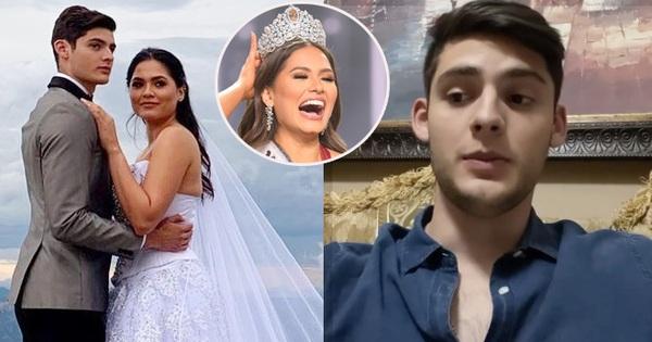 HOT: 'Chồng tin đồn' chính thức phản hồi về ảnh cưới gây tranh cãi với Miss Universe, làm rõ nghi vấn tân Hoa hậu đã kết hôn