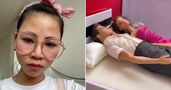 Thơ Nguyễn phụng phịu 'dỗi' vì làm video búp bê theo yêu cầu của khán giả nhưng đăng lên không ai xem