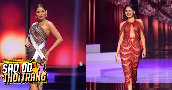 Hãy để tân Hoa hậu Hoàn vũ năm nay định nghĩa cho bạn biết thế nào là mặc xấu!