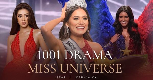 1001 drama như cung đấu ở Miss Universe 2020: Miss Thái mưu mô, Khánh Vân nằm không dính đạn, Hoa hậu dính phốt sau 2 tiếng đăng quang