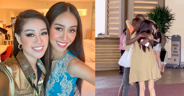 Hậu Chung kết Miss Universe: Khánh Vân xúc động chia tay 'team thun lạnh', được bạn cùng phòng khen nức nở vì điều này?