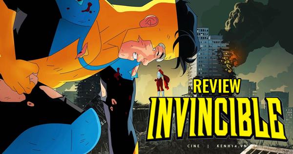 Invincible: Phim 18+ twist điên cuồng, đậm bạo lực về thế giới tàn khốc của siêu anh hùng