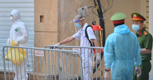 Hà Nội thông báo tìm người tới các địa điểm liên quan ca mắc Covid-19 -  BáoNgay.Net