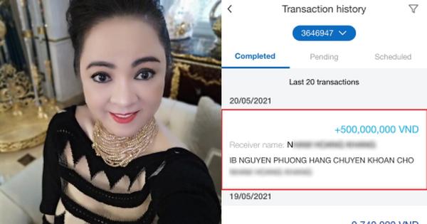 Nam thanh niên giúp bà Phương Hằng tìm ra antifan khoe đã nhận 'thưởng nóng' 1 tỷ đồng đúng như lời hứa trước đó