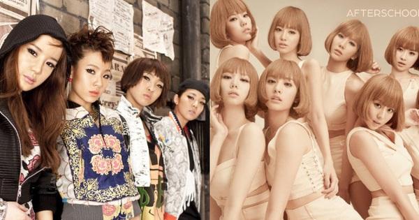 Visual lúc debut - tan rã của loạt nhóm nhạc Kpop: 2NE1 lên hương nhưng Park Bom lại gây sốc, After School toàn mỹ nhân tiến tới tầm cỡ thế giới