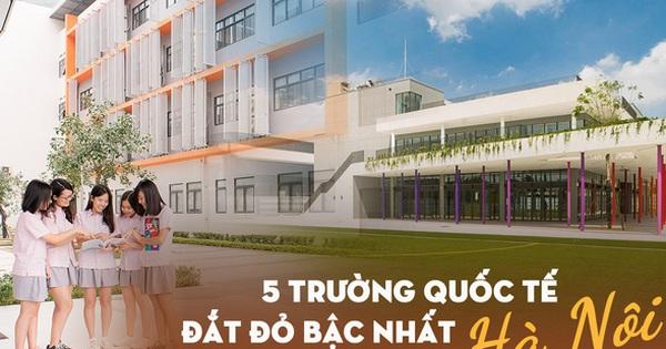 5 trường quốc tế có mức học phí 2021 - 2022 đắt đỏ bậc nhất Hà Nội: Cho con vào lớp 1 cũng ngang ngửa mua một chiếc xe hơi