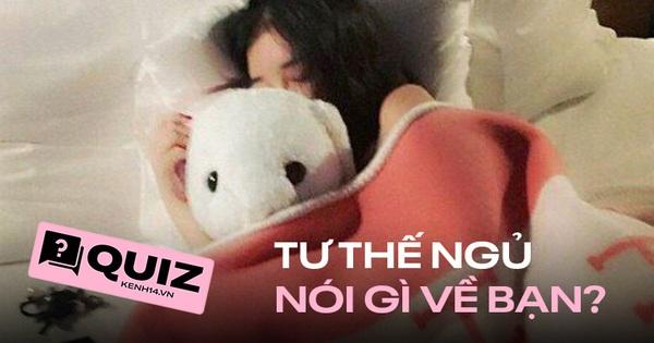 Quiz: Tư thế nằm khi ngủ có thể phản ánh tính cách của bạn, thử xem nó có đúng không nhé!
