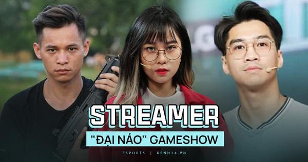 Khi các hot streamer Việt xuất hiện trên gameshow: Tài năng, nhan sắc và cả độ hot đều 'không phải dạng vừa đâu'