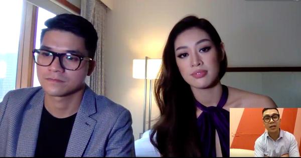 Livestream độc quyền cùng Khánh Vân và CEO Bảo Hoàng từ Mỹ: Làm rõ loạt sự cố và tranh cãi, hé lộ chuyện suýt… mở shop tạp hóa ở Miss Universe