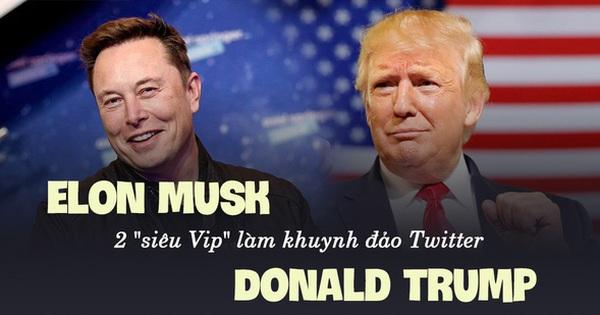 Người nổi tiếng dùng Twitter để phát ngôn là bình thường, nhưng tới mức 'chấn động' thế giới chỉ có thể là 2 cái tên này!