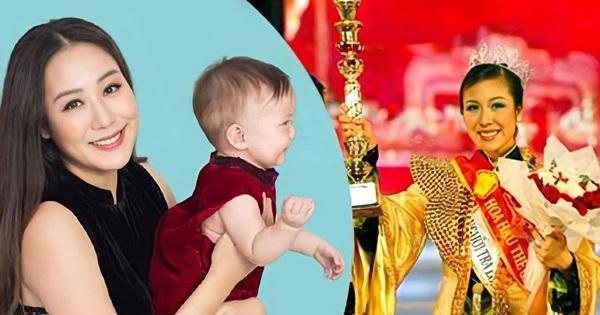Hoa hậu có gia thế khủng nhất nhì Việt Nam: Gia đình quyền quý lại học giỏi, được cả Tổng thống Mỹ trao bằng khen, dạy con thì hay thôi rồi