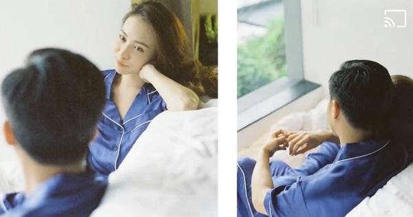 Kỷ niệm 2 năm về chung nhà, Cường Đô La hé lộ loạt ảnh 'giường chiếu' chưa từng công bố: 'Cẩu lương' chất lượng đây rồi!